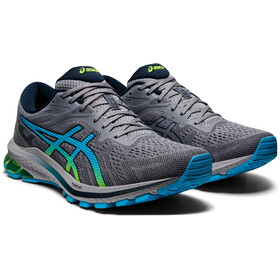 asics GT-1000 10 Shoes Men, sheet rock/hazard green